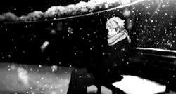 Watch and share Anime Kyoukai No Kanata Akihito Kanbara Kanbara Akihito Mygif: KnK GIFs on Gfycat