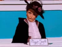 Watch maggie, smith, well, alright, sure GIF on Gfycat. Discover more related GIFs on Gfycat