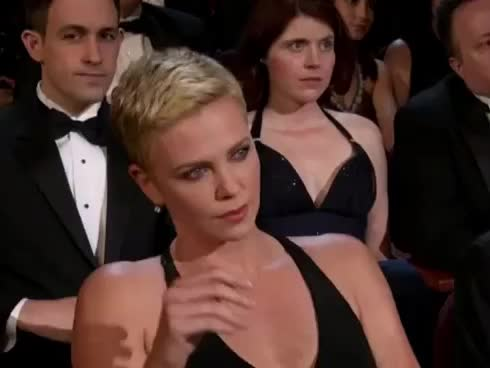 Watch and share Charlize Theron GIFs by MikeyMo on Gfycat