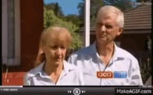 Watch and share Oldman Barking GIFs on Gfycat