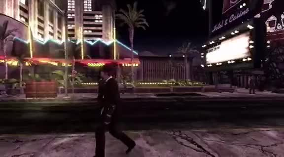 FNV, Fallout, NEW, Vegas, Walking Down Vegas GIFs