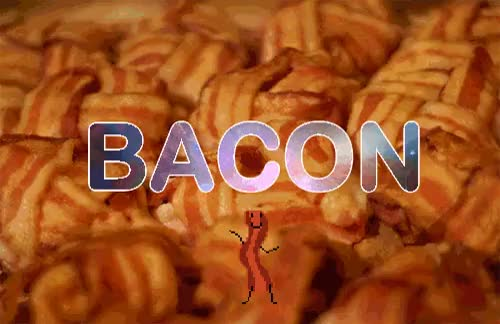 Watch and share Bacon GIFs on Gfycat