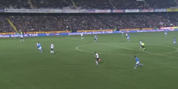 sadness, soccer, Higuain scores. Defender says hi to the post. (reddit) GIFs