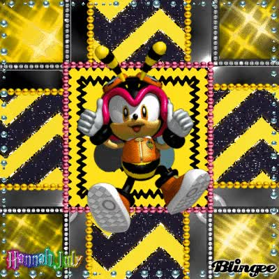Watch and share Charmy Bee GIFs on Gfycat
