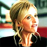 Watch laura GIF on Gfycat. Discover more Crazy Ones, Crazy Ones CBS, Sarah Michelle Gellar, Sydney Roberts, TCO, The Crazy Ones, The Crazy Ones CBS, The Intern, gifset, mine, season 1, totally using that when I instagram someone from now on ;) GIFs on Gfycat