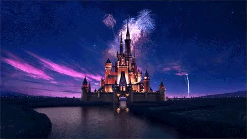 Watch disney castle GIF on Gfycat. Discover more related GIFs on Gfycat