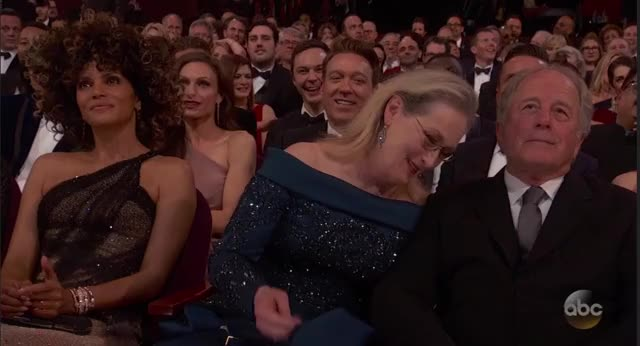 Watch this oscars GIF by GIF Reactions (@visualecho) on Gfycat. Discover more funny, hide, meryl streep, merylstreep, oscars, oscars2017 GIFs on Gfycat