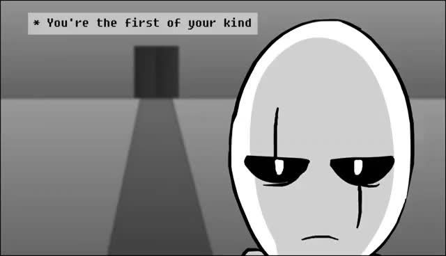 Watch and share Gaster GIFs on Gfycat
