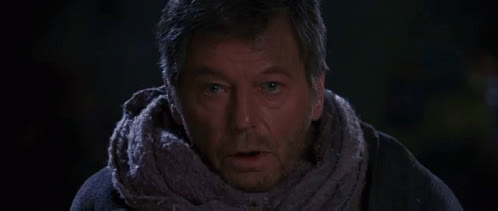 deforest kelley, startrek GIFs