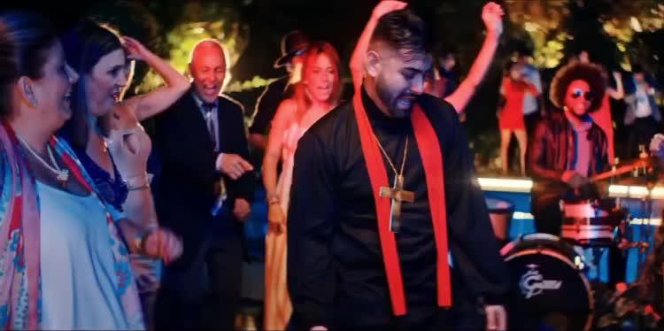 dance, dancing, en cero, manuel turizo, party, perreando, perreo, priest, sebastian yatra, yandel, en cero - priest GIFs