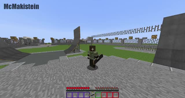 Watch and share Minecraft GIFs by McMakistein on Gfycat