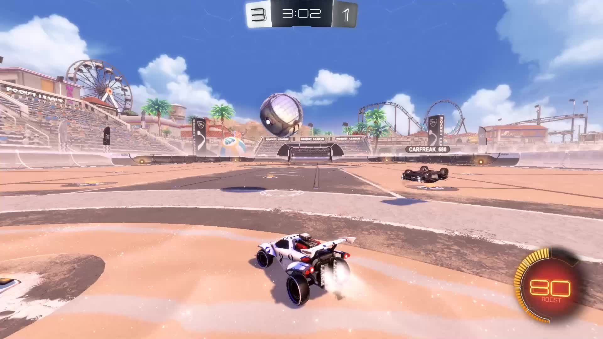 Gif Your Game, GifYourGame, Goal, Rocket League, RocketLeague, Traceur YT, Goal 5: Traceur YT GIFs