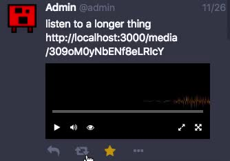 Watch and share Mastodon Boost - Before GIFs by nlawson on Gfycat