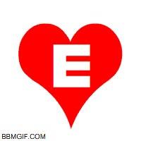 Watch and share Letter E Broken Heart GIFs on Gfycat