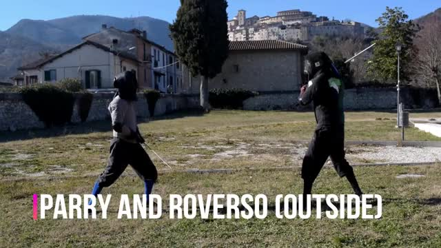 Watch and share How To Cross Swords GIFs and Italian Longsword GIFs on Gfycat