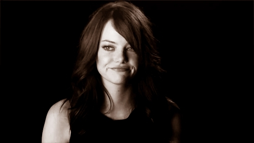 Emma Stone, Meh GIFs