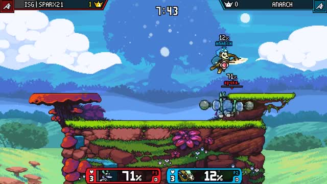 Watch overheat combo GIF by @sparx21 on Gfycat. Discover more rivalsofaether GIFs on Gfycat
