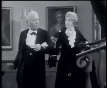 Watch and share Dinner For One - Same Procedure As Every Year, James GIFs on Gfycat