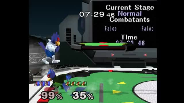 Watch and share Ssbm GIFs by roma on Gfycat