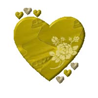 Watch and share 💛 Yellow Heart animated stickers on Gfycat