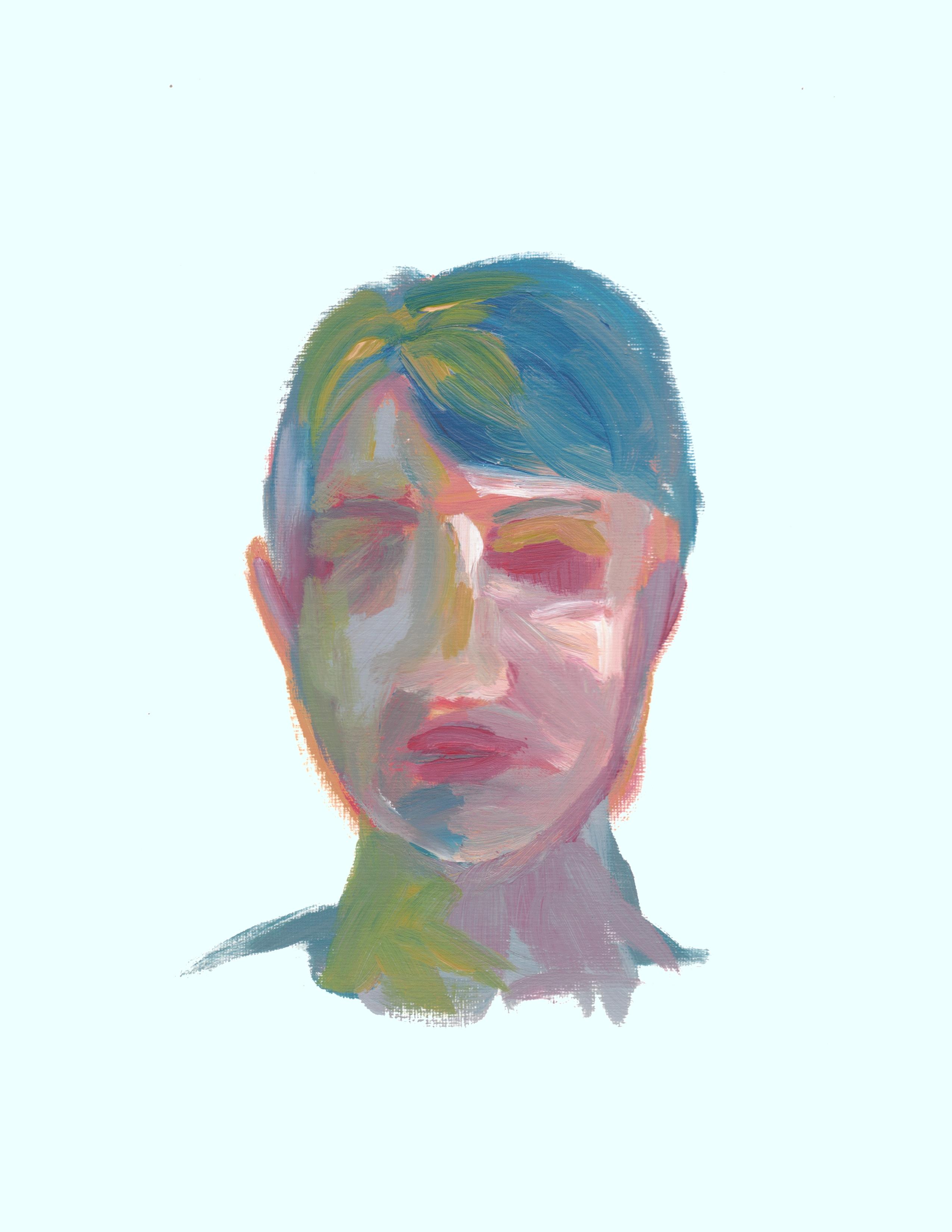 art, paint, <3 face <3 GIFs