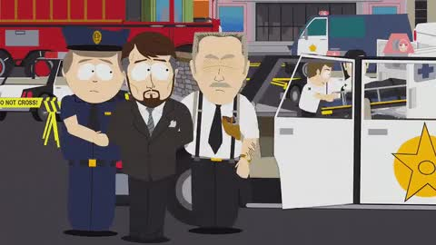 Watch and share Police Officer GIFs and South Park GIFs on Gfycat