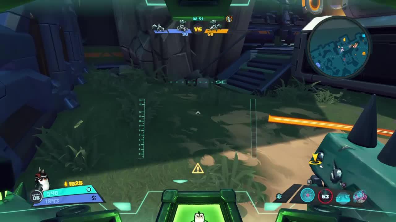 Battleborn, Battleborn - Booster stun #2 GIFs