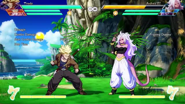 Watch and share Android 21 GIFs on Gfycat