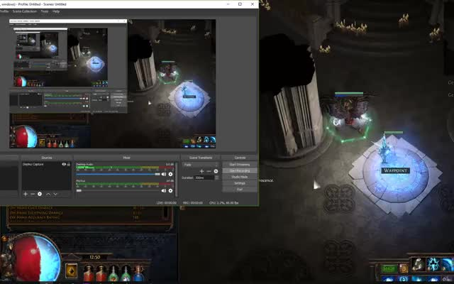 Watch and share Pathofexile GIFs by sawyerrrr on Gfycat