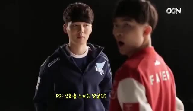 Hidden Scenes of LCK Opening Title Shooting Spot (feat. Faker's aura)