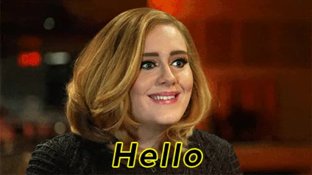 Watch Helllooo, everything about this woman is fabulous. GIF on Gfycat. Discover more adele GIFs on Gfycat