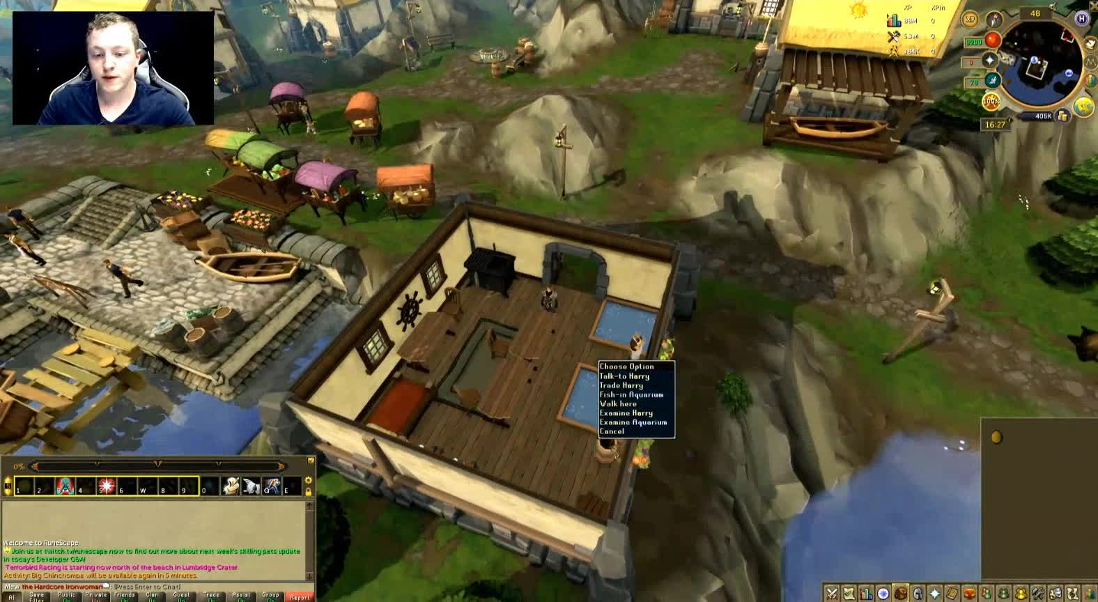 runescape, Runescape - East Catherby GIFs