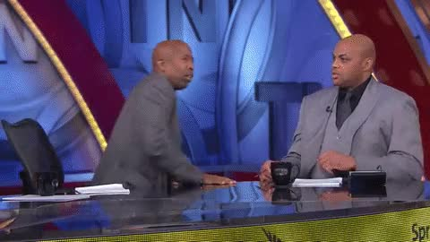Watch and share Charles Barkley GIFs and O'neal GIFs on Gfycat