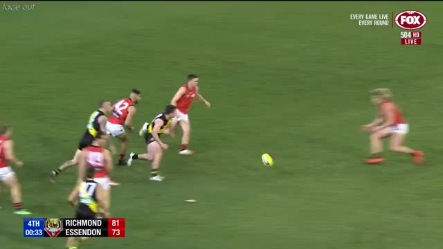 Watch and share Australian Football GIFs and Tackle GIFs by Lace out on Gfycat
