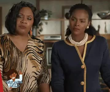 Watch and share Denise And Alicia GIFs and Wakanda Sikes GIFs by Petty Parker on Gfycat