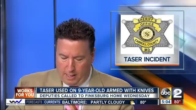 Sheriff's deputy deploys taser on 9-year-old autistic boy ar GIFs