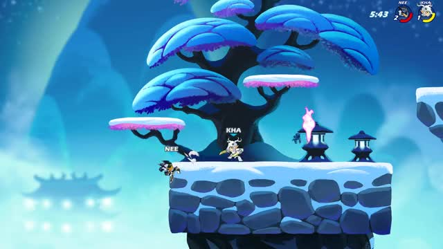 Watch and share Brawlhalla GIFs by Johan Hagvall on Gfycat
