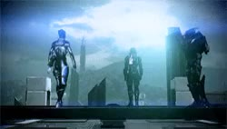 Watch and share Commander Shepard GIFs and Mass Effect Edit GIFs on Gfycat