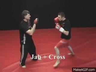 7 Essential Kickboxing Techniques- Greenwood Indiana Kickboxing GIFs