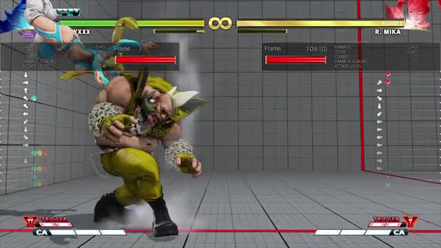 Watch STREET FIGHTER V 20181225233801 GIF on Gfycat. Discover more related GIFs on Gfycat