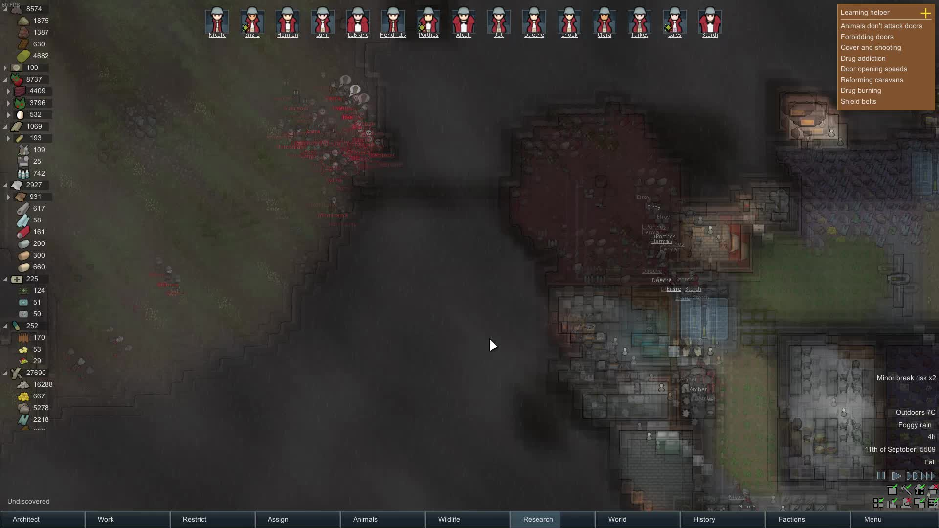 Rimworld Mortar Hit GIFs