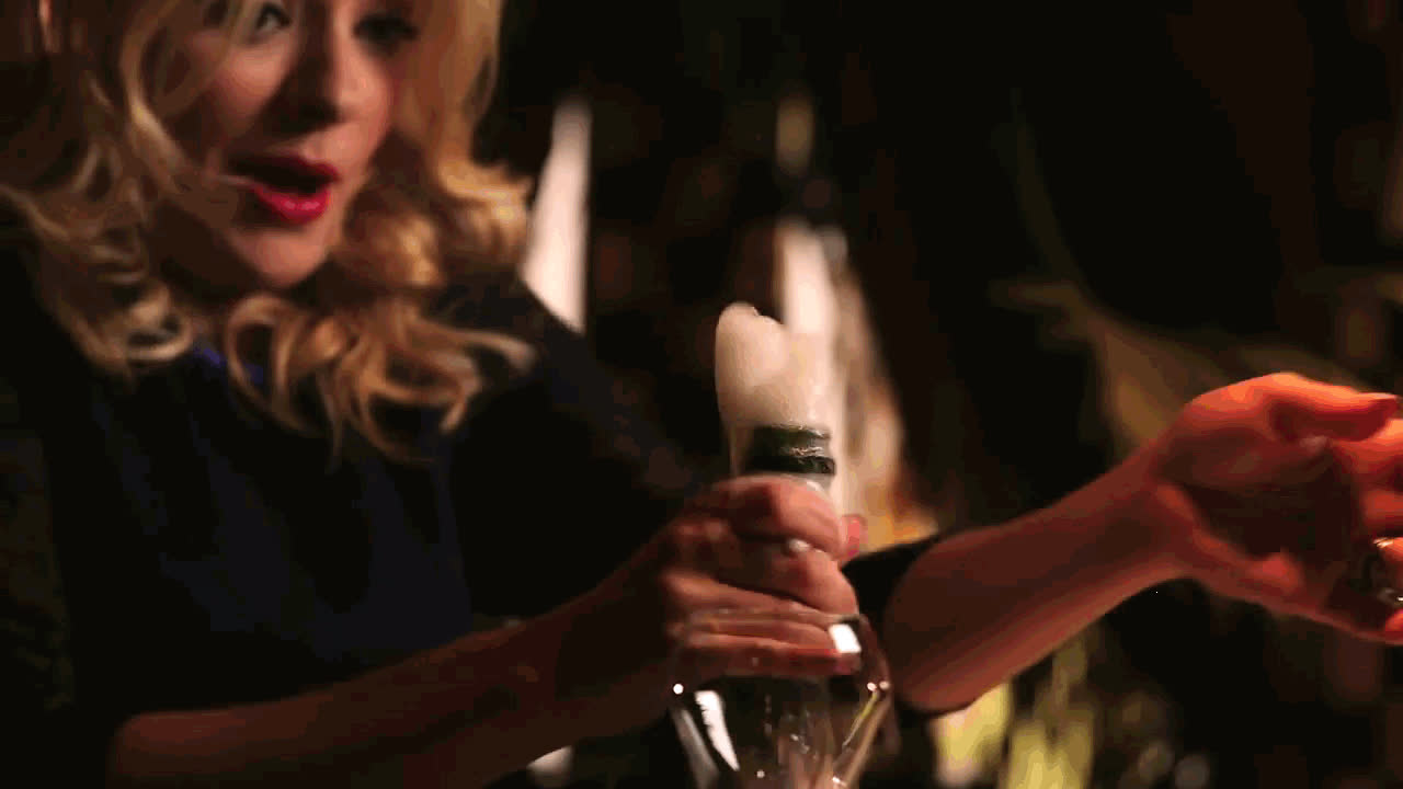 TheHollyWilloughby, thehollywilloughby, Holly Wills Champers GIFs