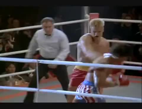 Watch this rocky GIF on Gfycat. Discover more Ivan, drago, ivan, rocky, rocky balboa, sylvester stallone GIFs on Gfycat