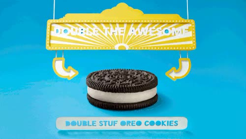 Watch and share Oreo Double Stuf GIFs and Flavor Love GIFs on Gfycat