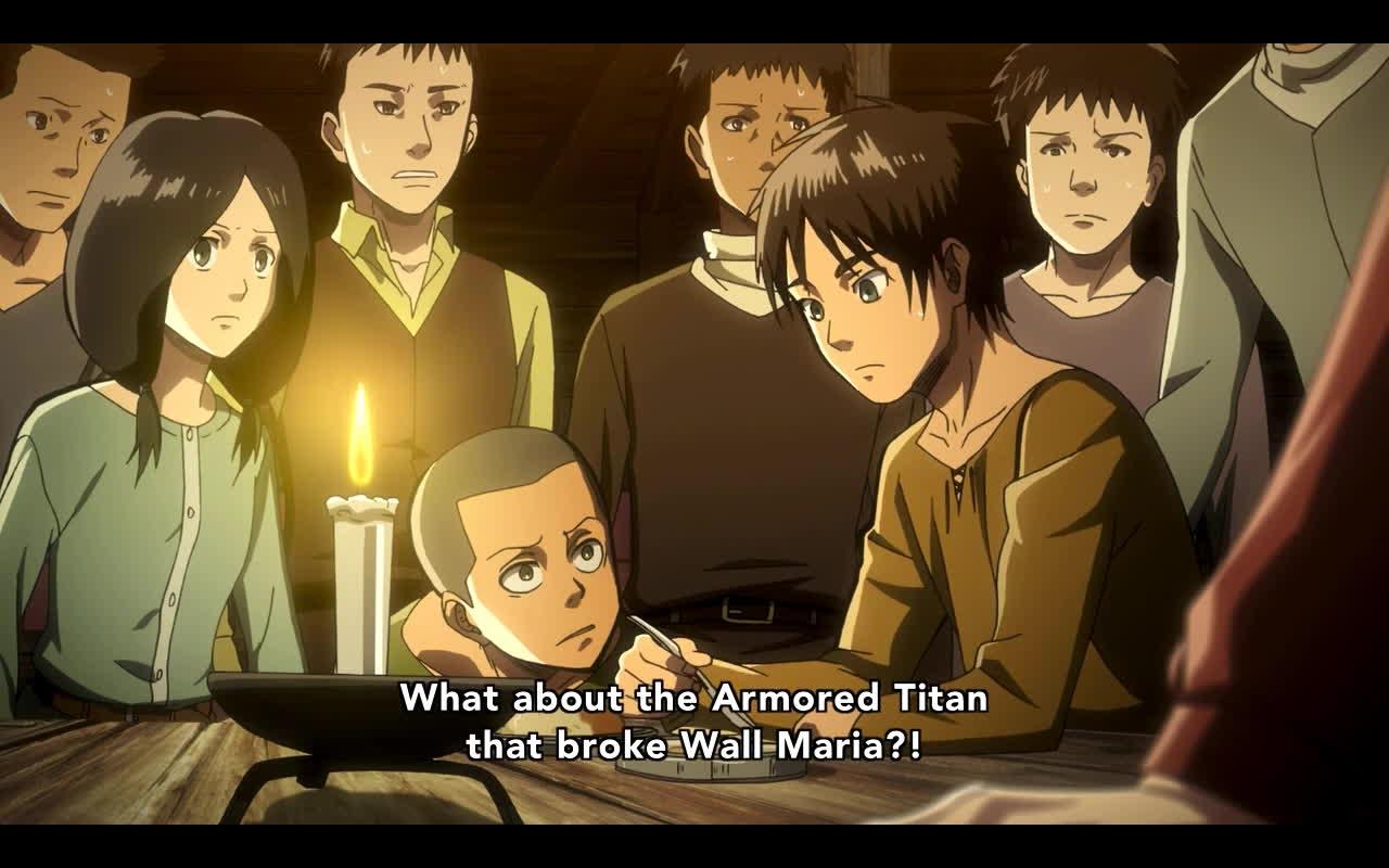 anime, attack on titan, Armored Titan GIFs