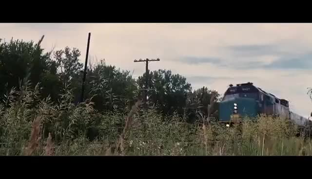 "Watch and share ""Via Rail Celebrates 150 Years Of Canada""  Video Presented By Puša Studios GIFs on Gfycat"