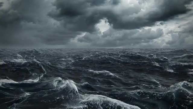 Watch Stormy Ocean GIF on Gfycat. Discover more Simulated GIFs on Gfycat