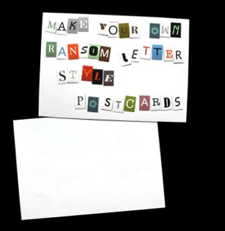 Watch Create  your own ransom style postcards GIF on Gfycat. Discover more related GIFs on Gfycat