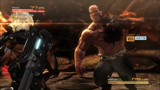 Watch and share Metal Gear Rising GIFs by Satanboss on Gfycat