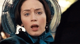 emily blunt, my gifs, rupert friend, the young victoria, Emily Blunt + original GIFs GIFs